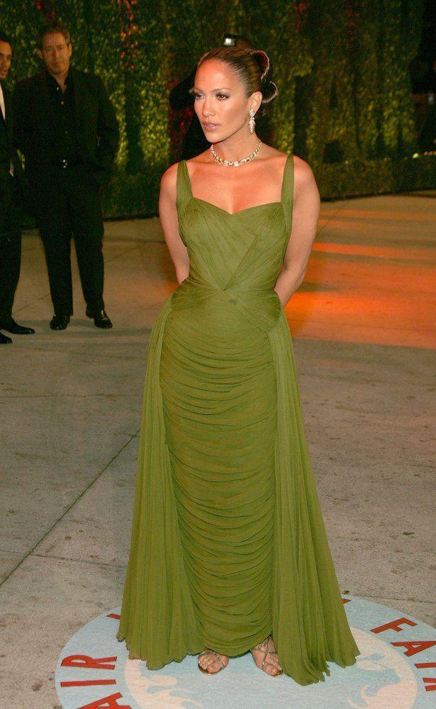 Best 25 Jennifer Lopez Green Dress Ideas On Pinterest