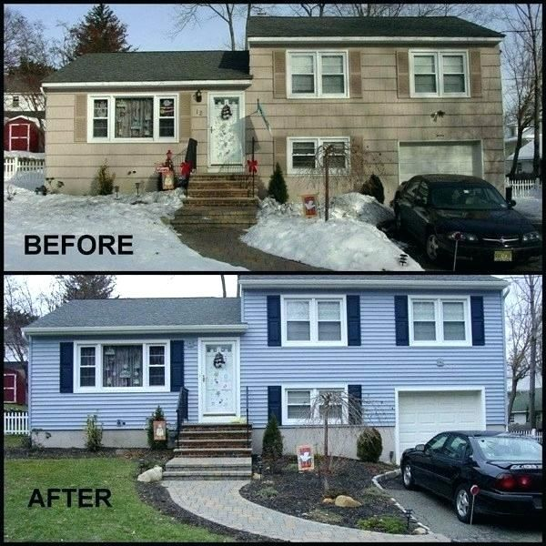 Painting Aluminum Siding Before And After Can Aluminum Siding Be