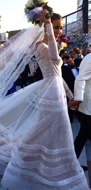 style beauty fashion rachel tells dress every type wedding