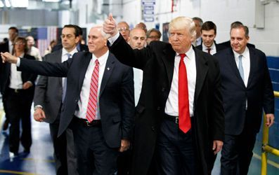 Pence: Trump will focus fast on tax, healthcare, immigration - http://conservativeread.com/pence-trump-will-focus-fast-on-tax-healthcare-immigration/