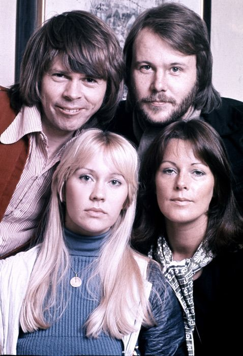 Agnetha Fältskog ~ Björn Ulvaeus *~* ABBA *~* Benny Andersson ~ Anni-Frid Lyngstad
