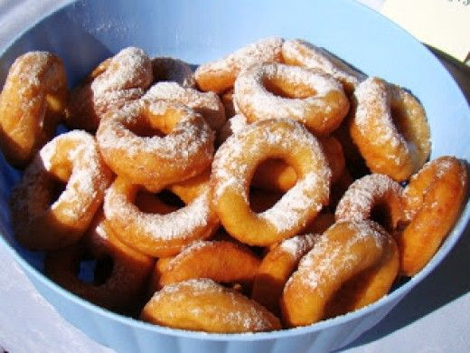 Recipe Series: Easy Recipe for Polish Donuts - The Grandkids' Favorite (this article is a Rising Star Winner!)