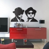 Wall Decals Cult 05 Stickers