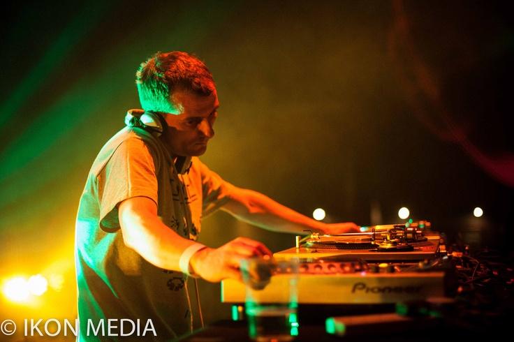 DJ Hazzard @Jessica Ochs Festival June 2013