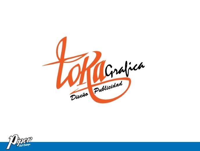 Logo Tokagrafica
