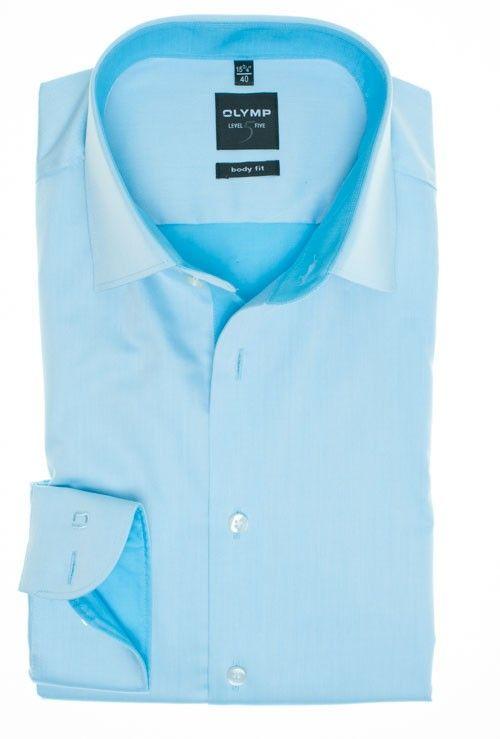Olymp Body Fit mint. Dit prachtige overhemd is van Olymp. Meer overhemden bekijken van Olymp? Ga dan snel naar onze website: http://hemdenonline.nl/overhemden.html
