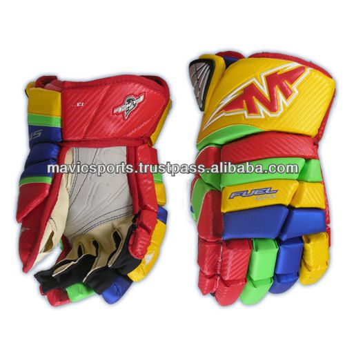Custom Ice Hockey Gloves