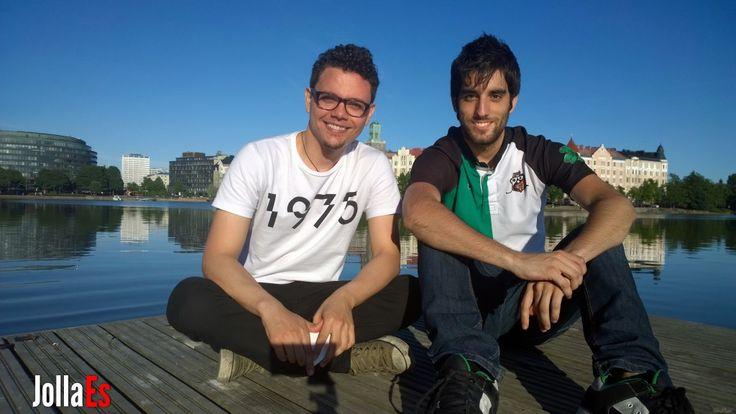 Tras la entrevista a Jose Manuel Arrias de Eliademy por parte de JollaEs
