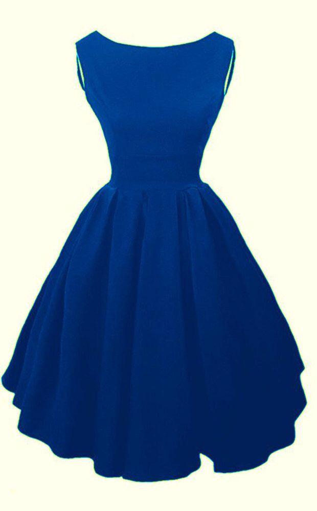 Elizabeth Stone 'Elisa' Audrey Hepburn Inspired 50s Rockabilly Pin Up Swing Bridesmaid Dress by ElizabethStone50s on Etsy https://www.etsy.com/listing/240700730/elizabeth-stone-elisa-audrey-hepburn