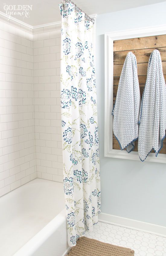 1000 Ideas About Towel Holder Bathroom On Pinterest