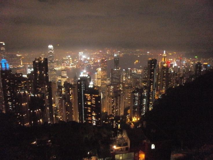 Day 26 - Victoria Peak, Hong Kong
