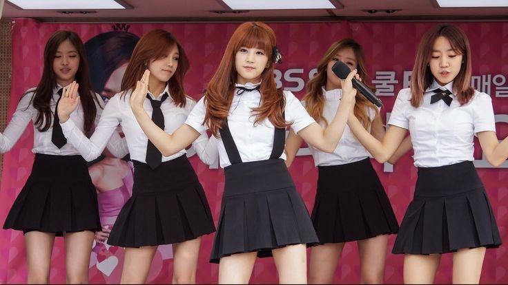 [직캠] 에이핑크 (Apink) - Mr. Chu (14.04.11)