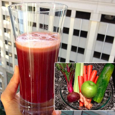 Make Your Own Ravishing Red Juice for Super Vitality