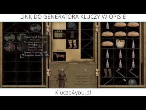 Mount & Blade: Warband Klucz | CD Key | Serial Key | Crack