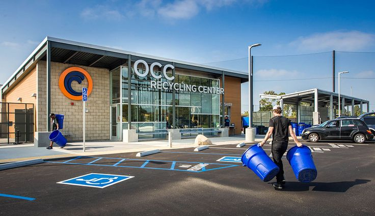 The Orange Coast College (OCC) Recycling Center embodies the long-standing culture of sustainability so important to the campus and the greater Costa Mesa community. The Center is student operated, providing student jobs and scholarships, student leadership training, and funds in support of student