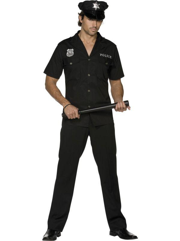 Fever Cop Costume