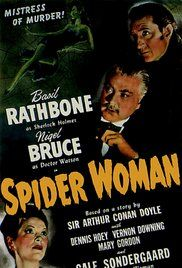 The Spider Woman Poster