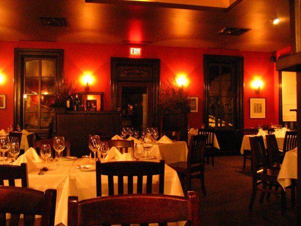 Habour Street Brasserie, Dining Room, Kincardine, ON