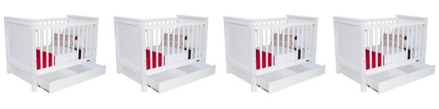 Touchwood Meadow cot $899  Zanui.com.au