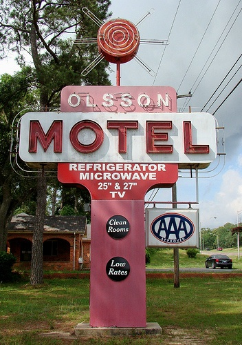 how to tell if a route 66 sign is real