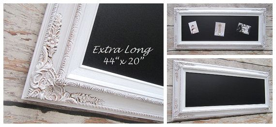 FANCY CHALKBOARDS For Sale Wedding Framed by RevivedVintage, $159.00