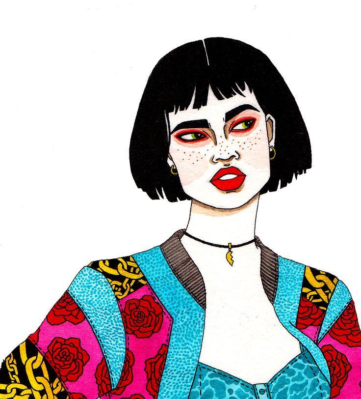 Laura Callaghan Illustration : Photo