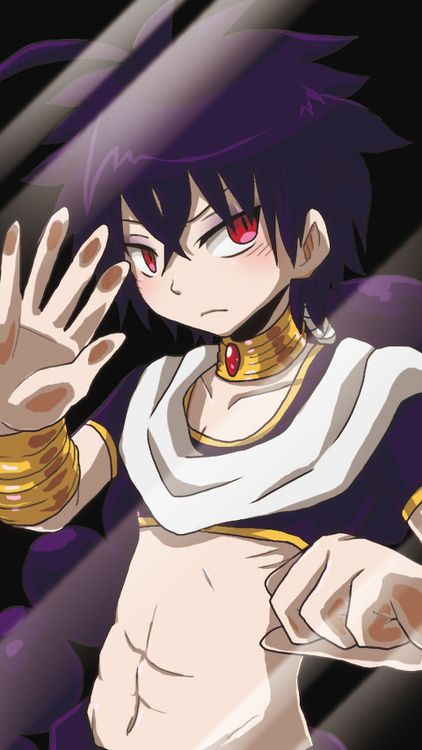 Magi Judal Lock Screen Screenlock WallpapersLock WallpaperAnime