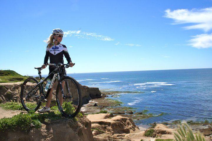 Emily Batty - pro XC mountain biker #emily #batty #emilybatty #mtb #cycling #cycle #rider #pro #mountain #bike #mountainbike #bicycle #bikini #girl #babe #blonde #hot #uci