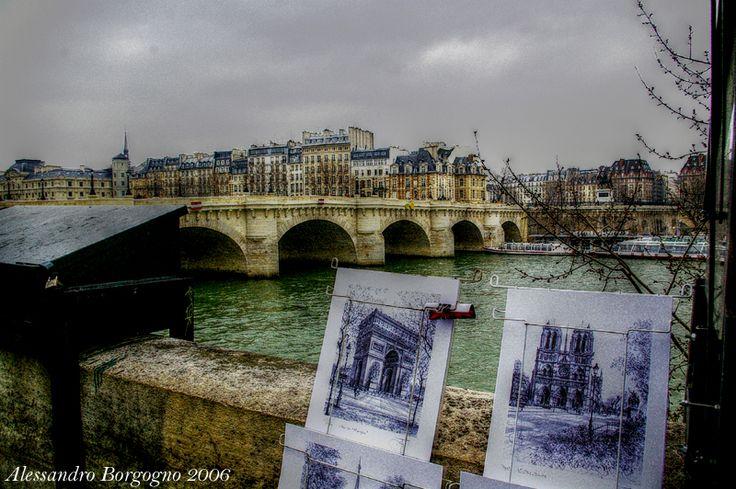 Pont Neuf (Paris) / by Alessandro Borgogno