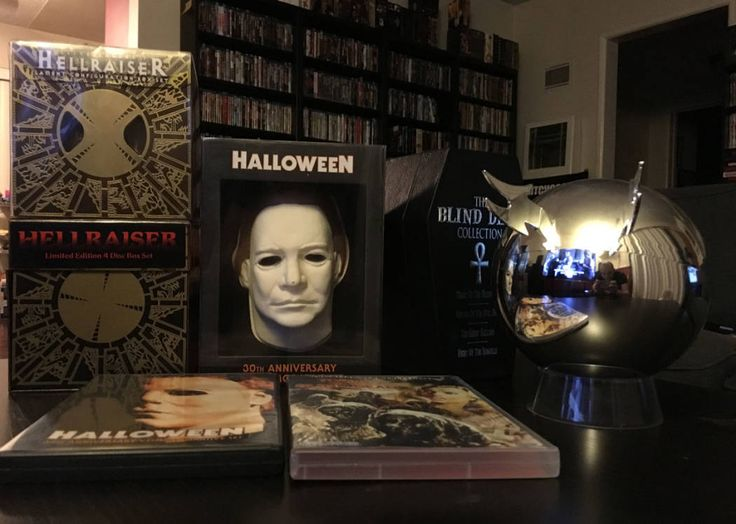 The 7 Coolest Horror DVD Collector Sets! – Blumhouse.com