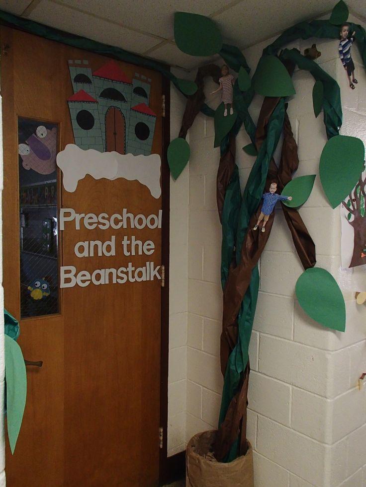 Open Classroom Door