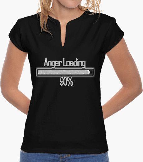 T-shirt ANGER LOADING