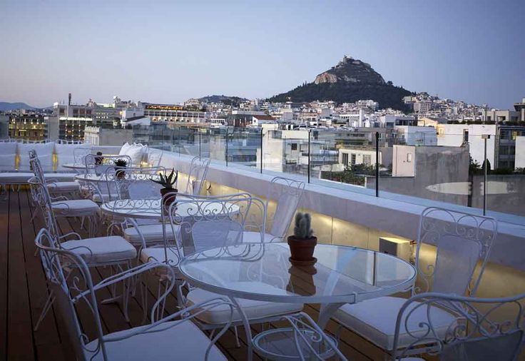 20. New #Hotel #Athens #Greece, NEW Art Lounge