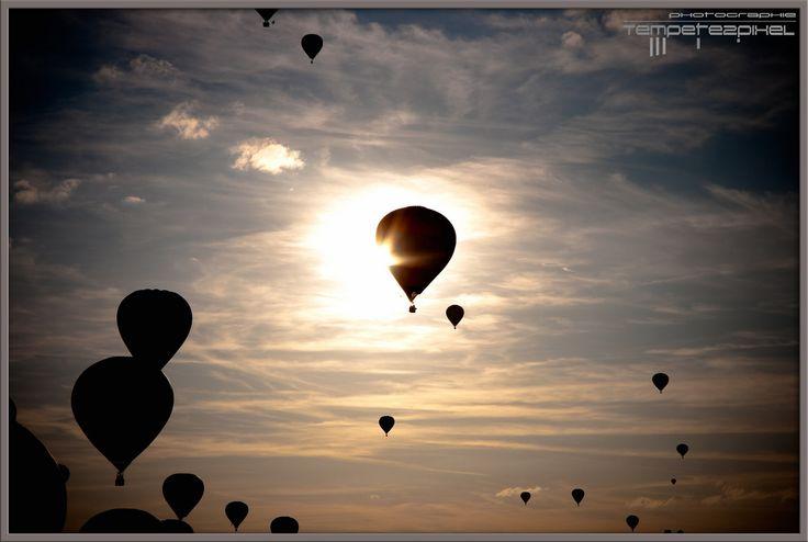 https://flic.kr/p/73kbVb | Black Sun | Lorraine Mondial Air Ballons 2009