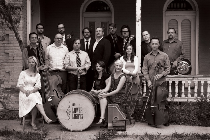 I love the band Lower Lights - with its blue grass tones and appalachian feel, it turns hymns into heart felt and beautiful music to be enjoyed (especially on a summer day)!