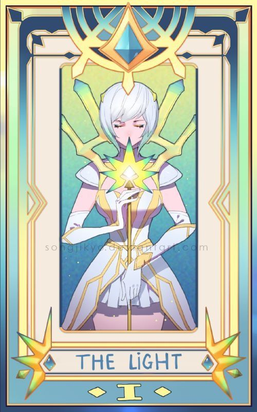 Elementalist Lux Light ♥