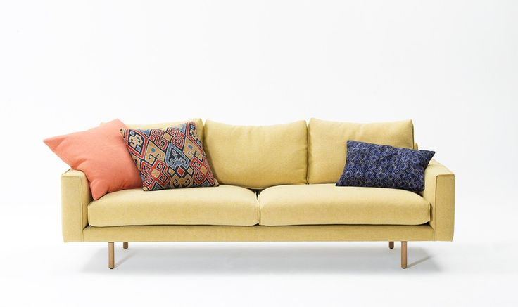 Looking for an environmentally friendly option? Try the Errol Sofa | Products | GECA