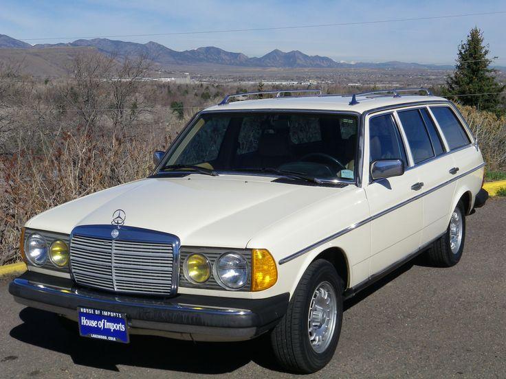 1984 mercedes benz 300td turbodiesel wagon odometer for Mercedes benz 300td