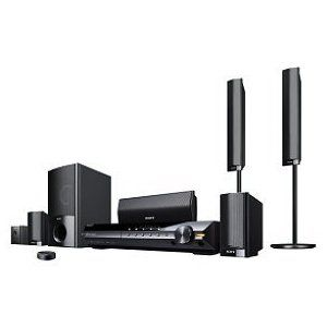 Captivating Sony BRAVIA Theater System Along With Wireless Stereo Loudspeaker Kit