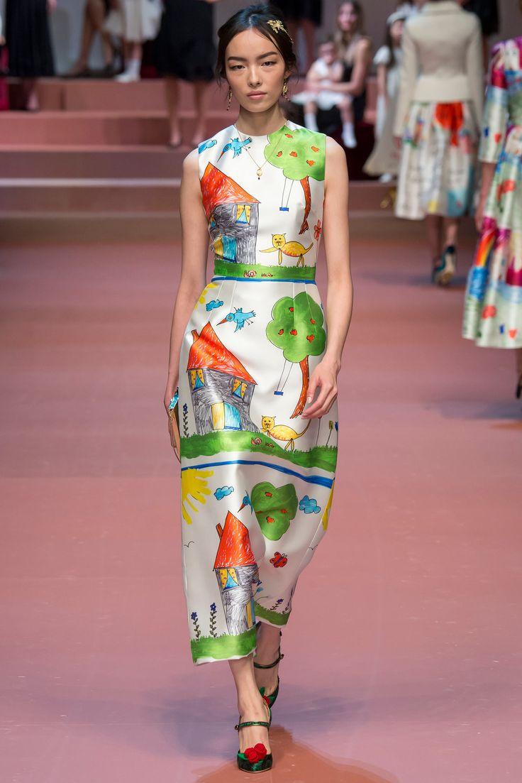 Dolce & Gabbana - Fall 2015 Ready-to-Wear - Look 89 of 91