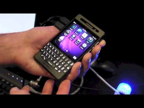 First hands on with the BlackBerry Dev Alpha C