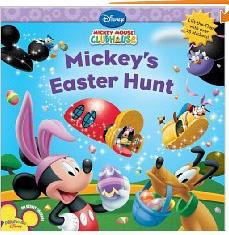 Children's Easter Books: Mickey's Easter Hunt