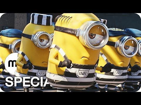 Funny Minions Mini Movie 2017 - Despicable Me 3 - NEW 2017 BEST Minions FUNNY Moments - YouTube