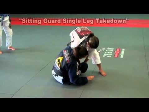 JiuJitsuMania World Champion Michelle Nicolini Training Seminar Wellingt...
