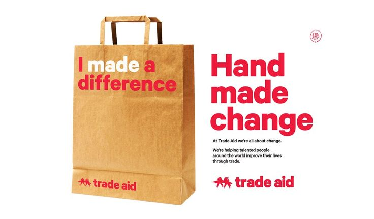 Little Lot | Hand Made Change from Trade Aid