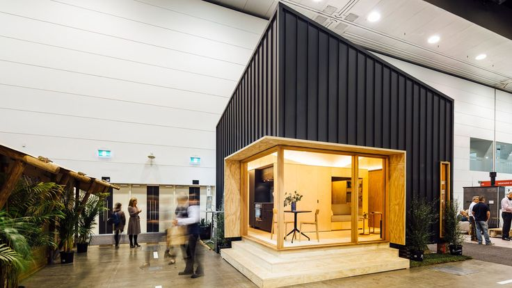 Grimshaw Designs Tiny Homes For Australian Charity Tiny