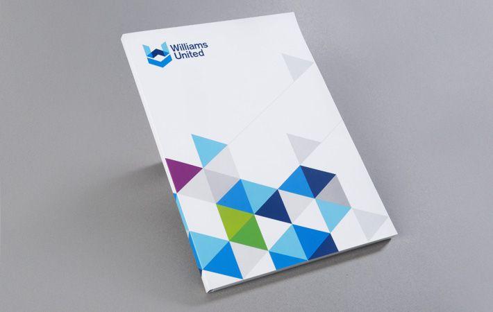 Williams United Folder