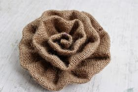 Burlap is one of my favorite materials for my craft projects. In today's tutorial, I will teach you how to make a burlap rosette using a...