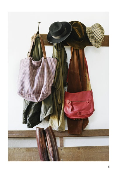 new collection of essential French bags! we love Petit Mendigote