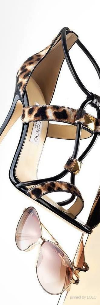 Jimmy Choo---gorgeous                                                                                                                                                                                 More